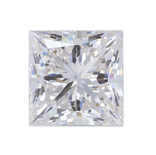 1.42 ct Princess Lab Grown Diamond