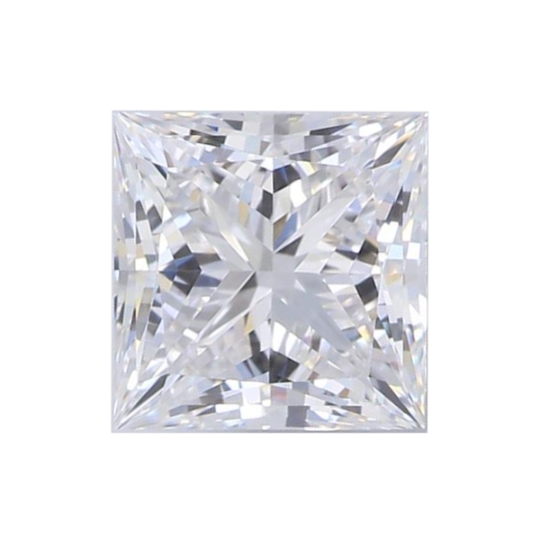 1.17 ct Princess Lab Grown Diamond