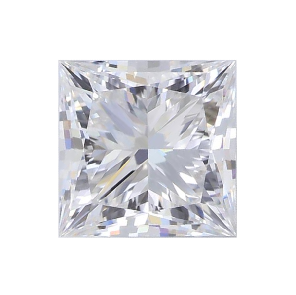 1.89 ct Princess Lab Grown Diamond