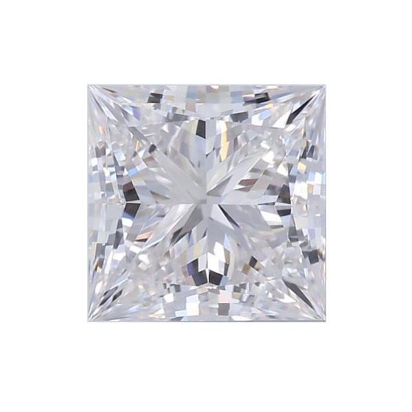 1.45 ct Princess Lab Grown Diamond