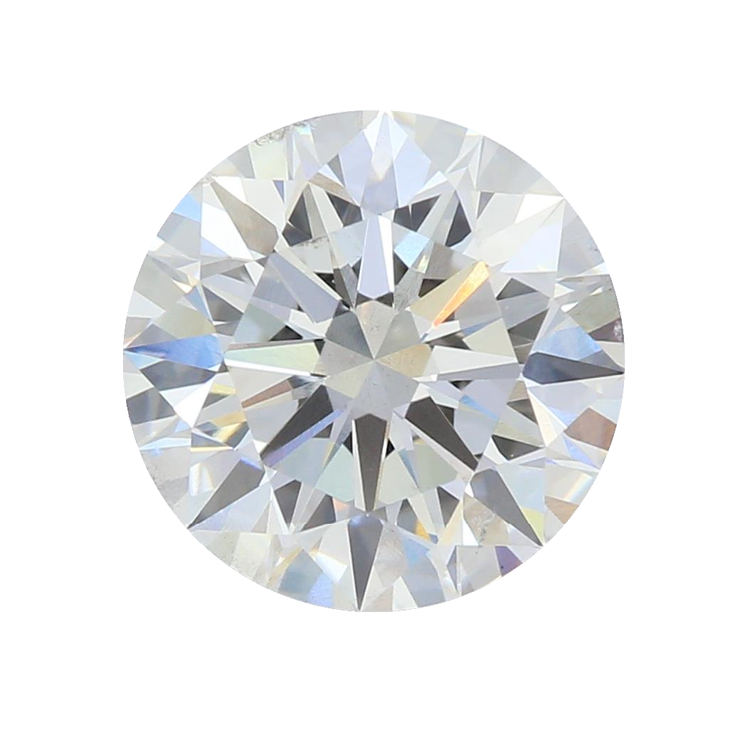 1.66 ct Round Lab Grown Diamond