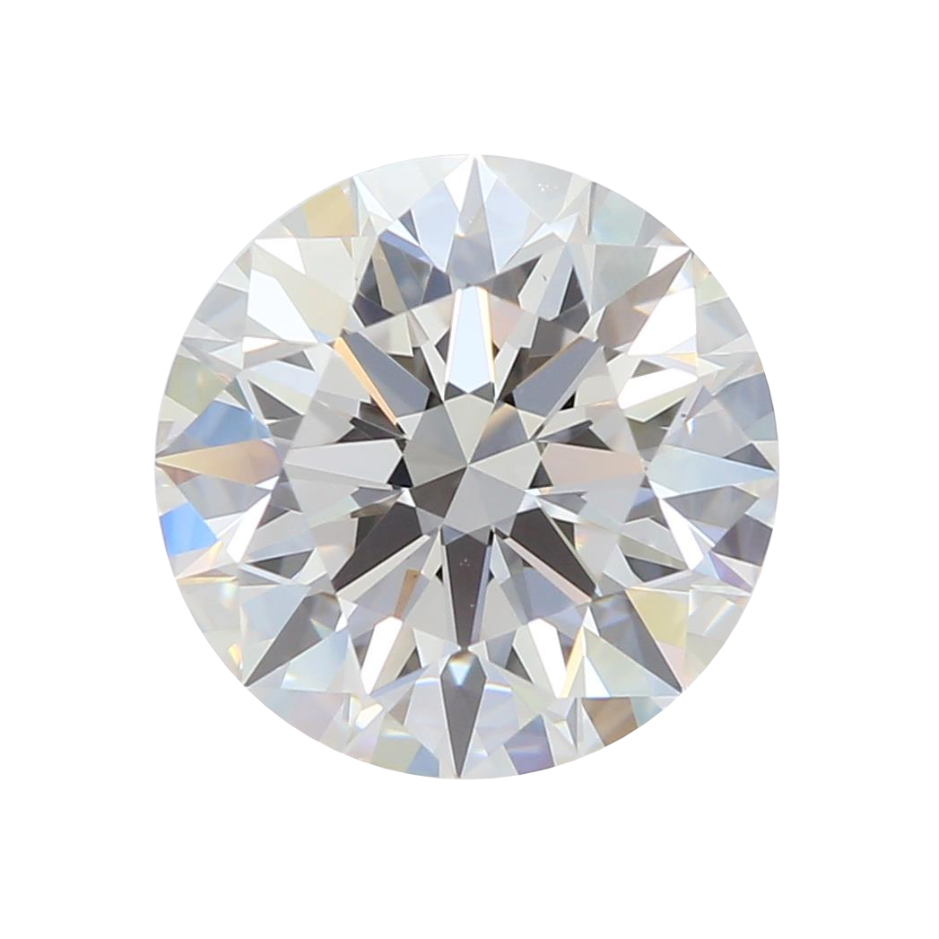 1.61 ct Round Lab Grown Diamond