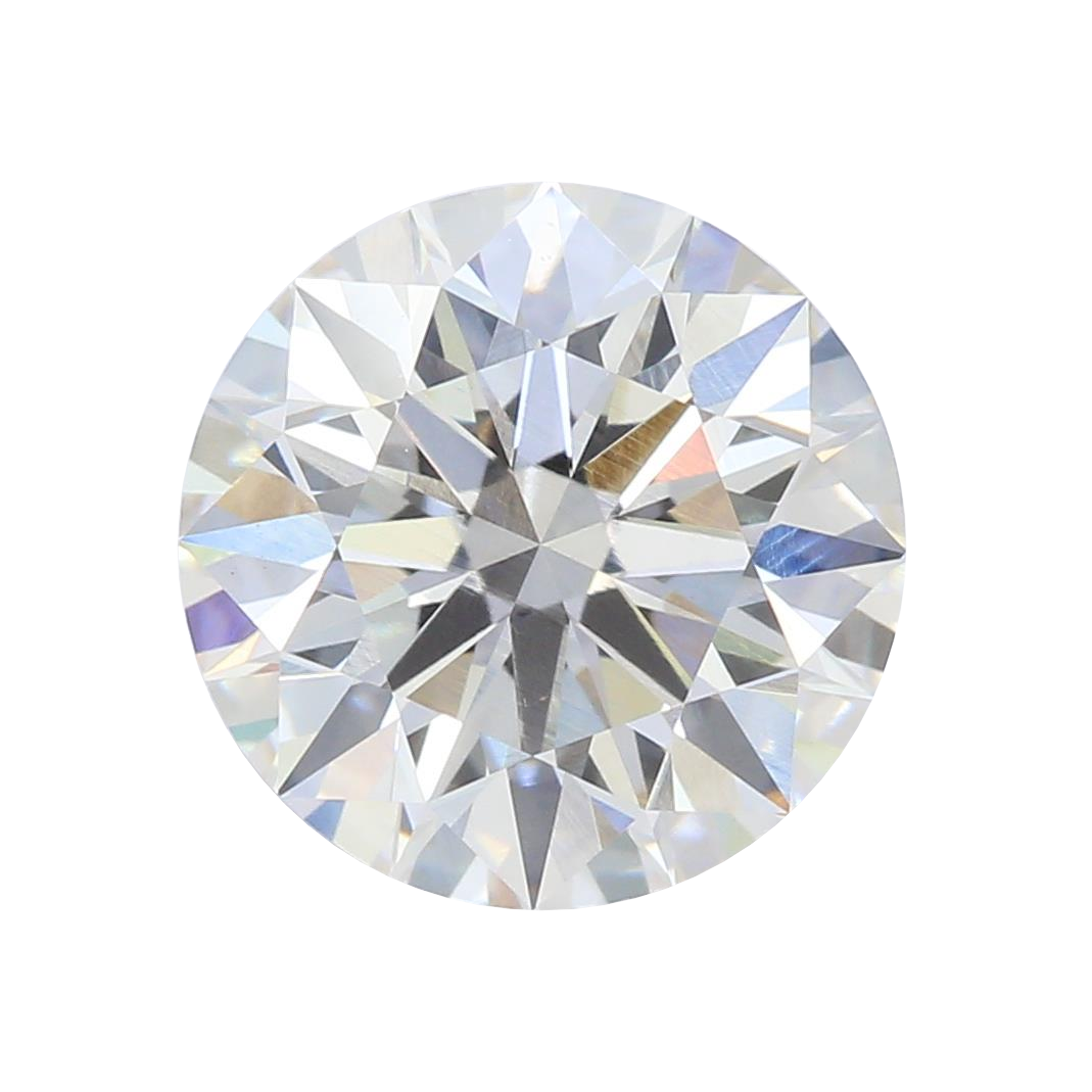 1.74 ct Round Lab Grown Diamond