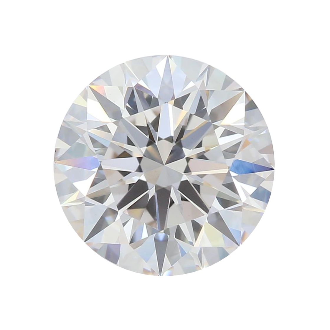2.13 ct Round Lab Grown Diamond
