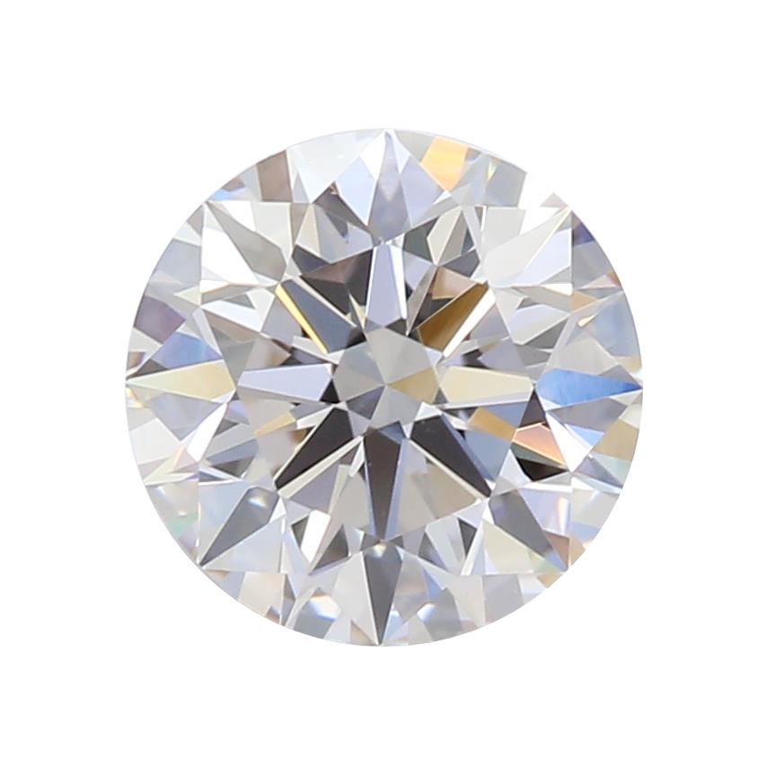 0.93 ct Round Lab Grown Diamond