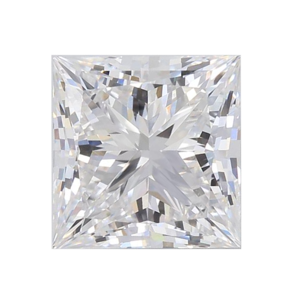 2.36 ct Princess Lab Grown Diamond