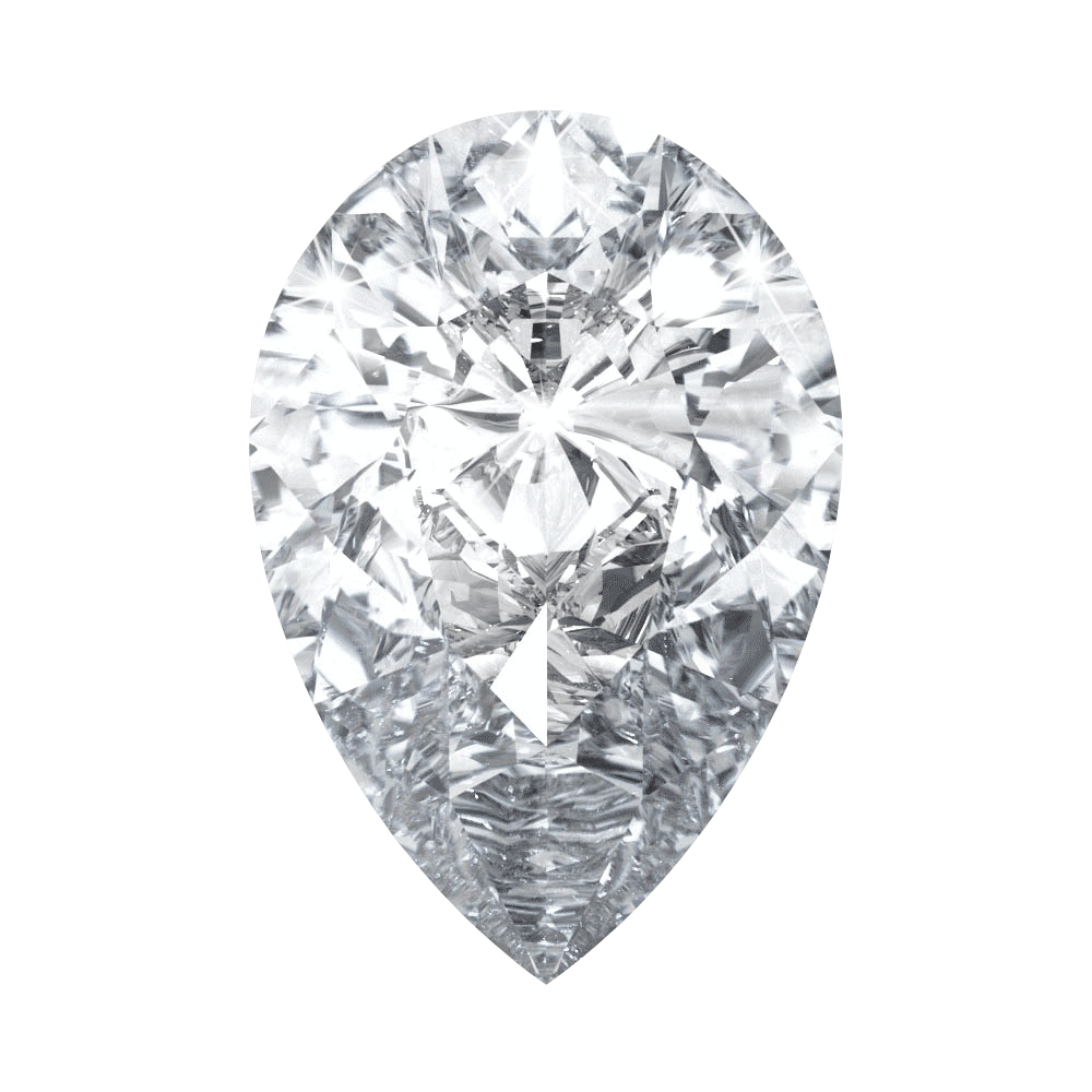 1.35 ct Pear Lab Grown Diamond