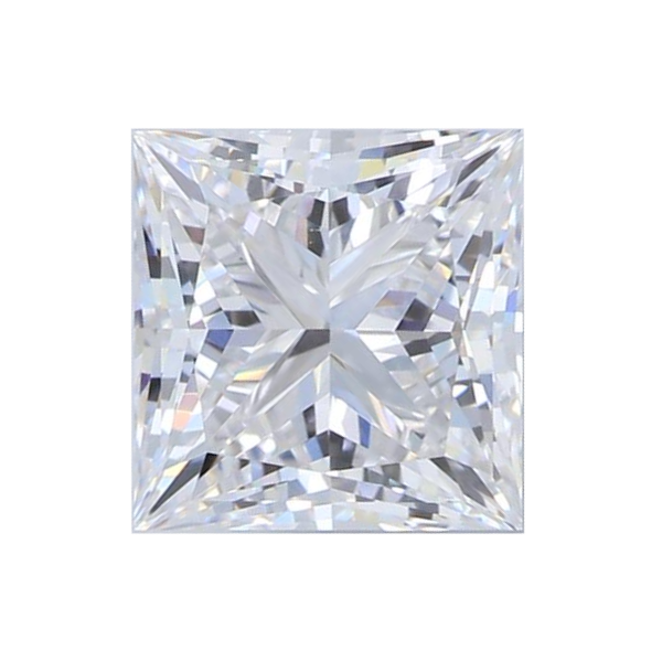 1.51 ct Princess Lab Grown Diamond