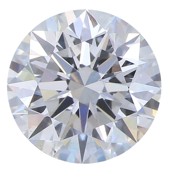 1.67 ct Round Lab Grown Diamond