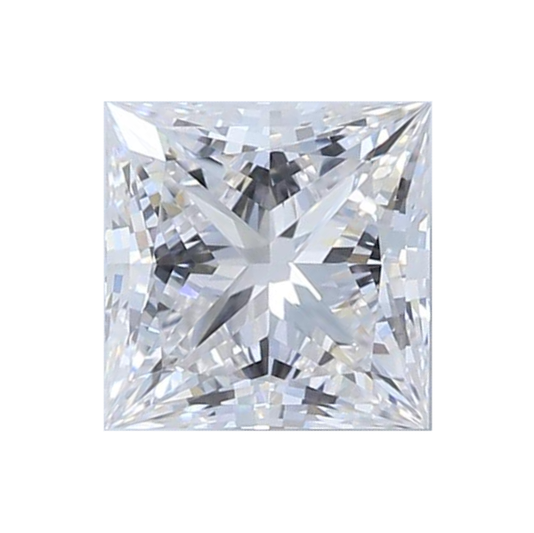 0.77 ct Princess Lab Grown Diamond
