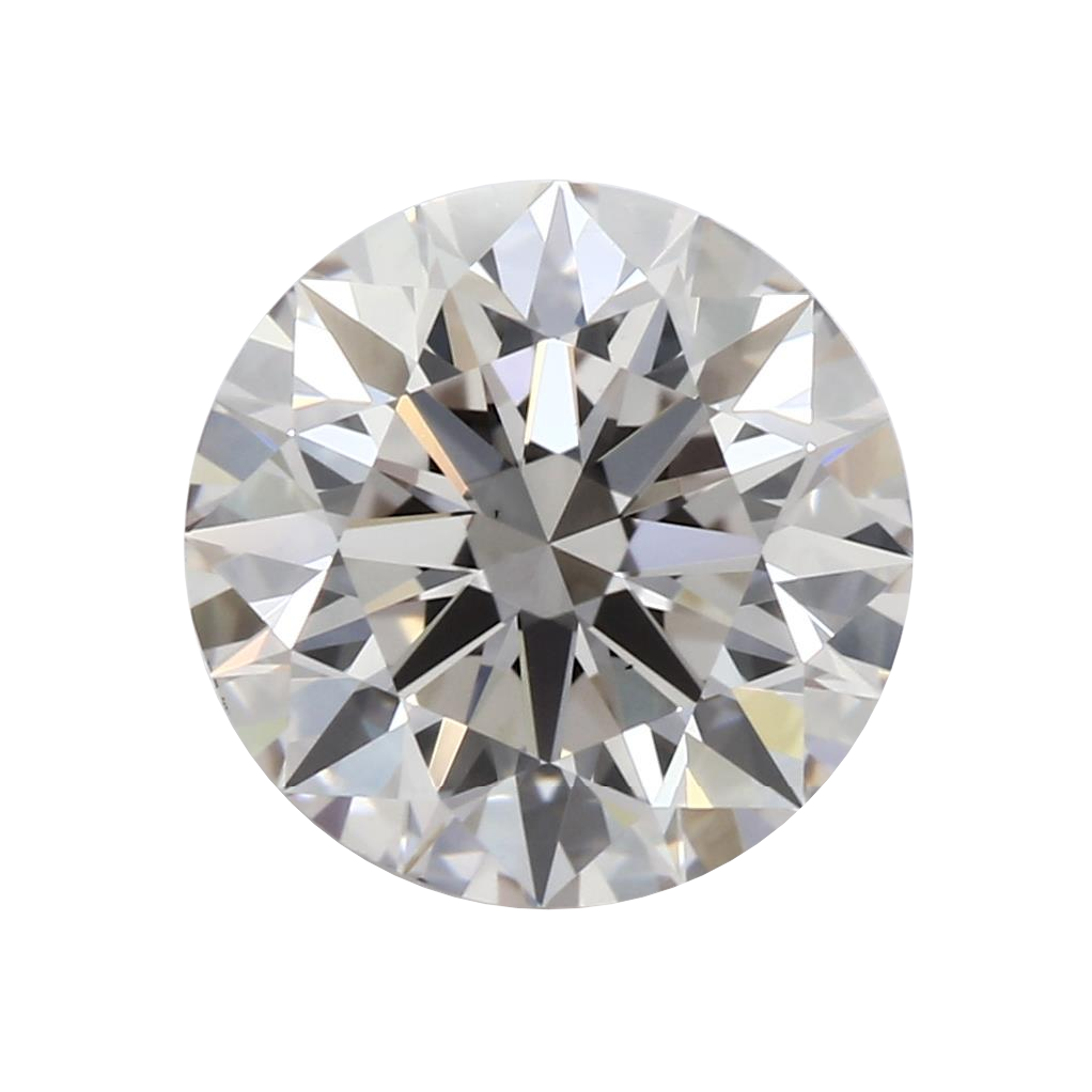 1.53 ct Round Lab Grown Diamond
