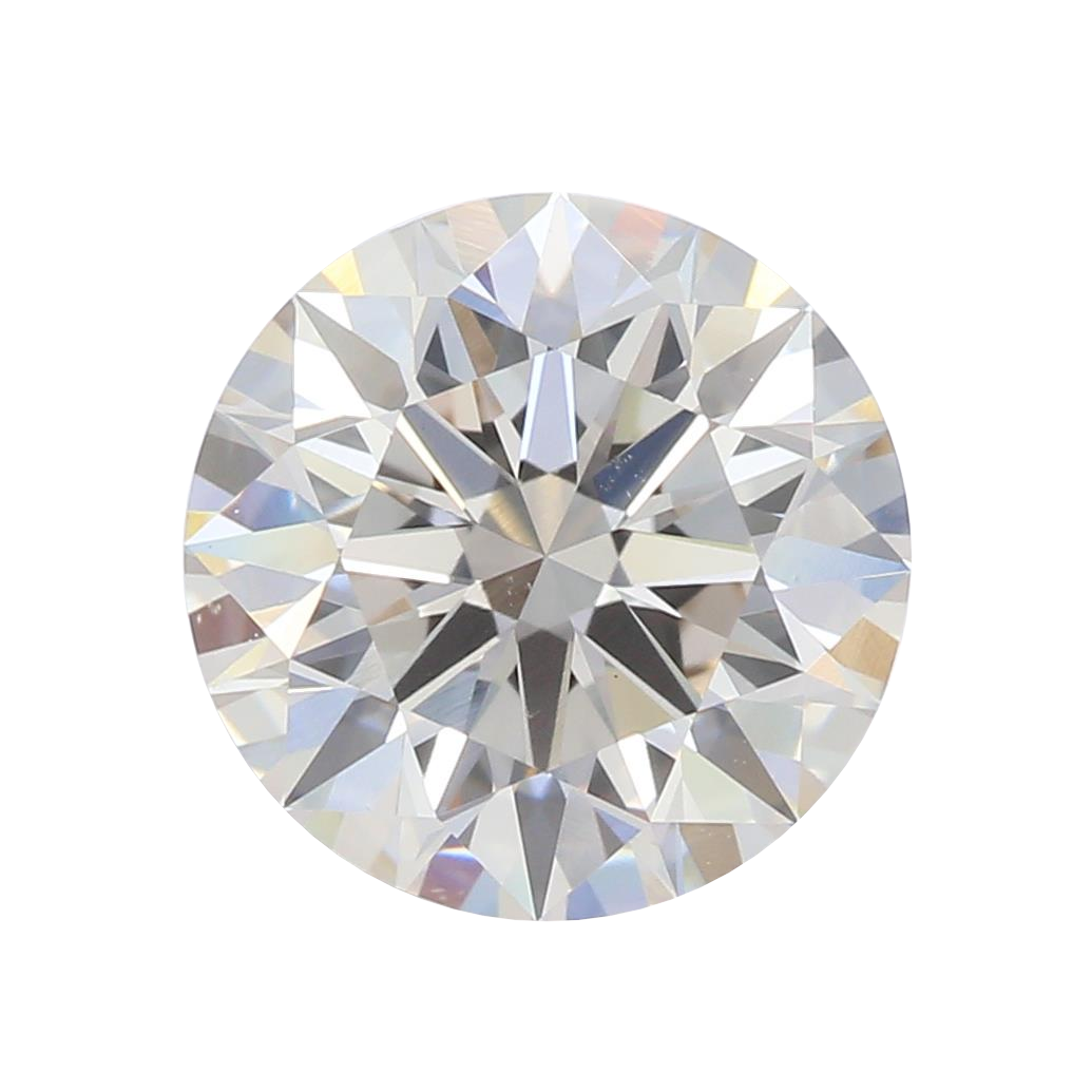 1.54 ct Round Lab Grown Diamond