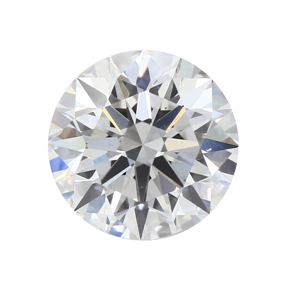 1.19 ct Round Lab Grown Diamond