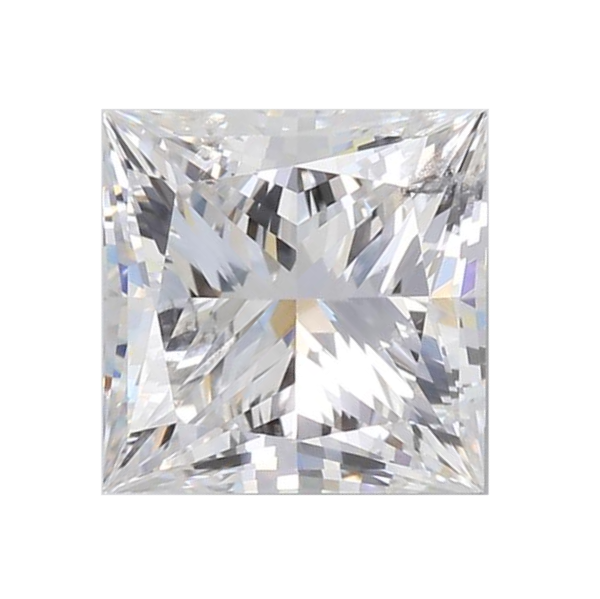 1.52 ct Princess Lab Grown Diamond